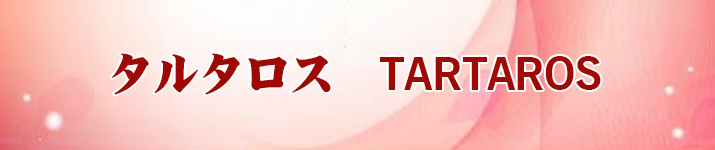 予約制  タルタロス\リバース RMT