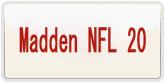 Madden NFL 20 通貨購入
